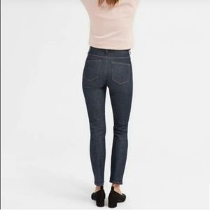 Everlane Jeans - Everlane The High Rise Skinny Jean